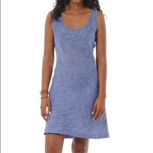 Horny Toad Linen Chambray Dress